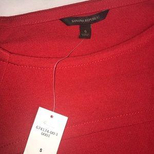 Banana Republic Tops - ⬇️$28 Banana Republic Small Boat Neck Sweater New